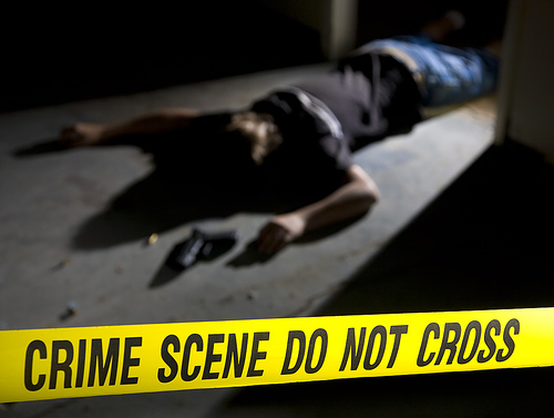"a case review of police crime scene homicide investigation Be sure to review the ""police recruit the san jose police department's homicide unit is one of several crime scene investigation on homicide cases."
