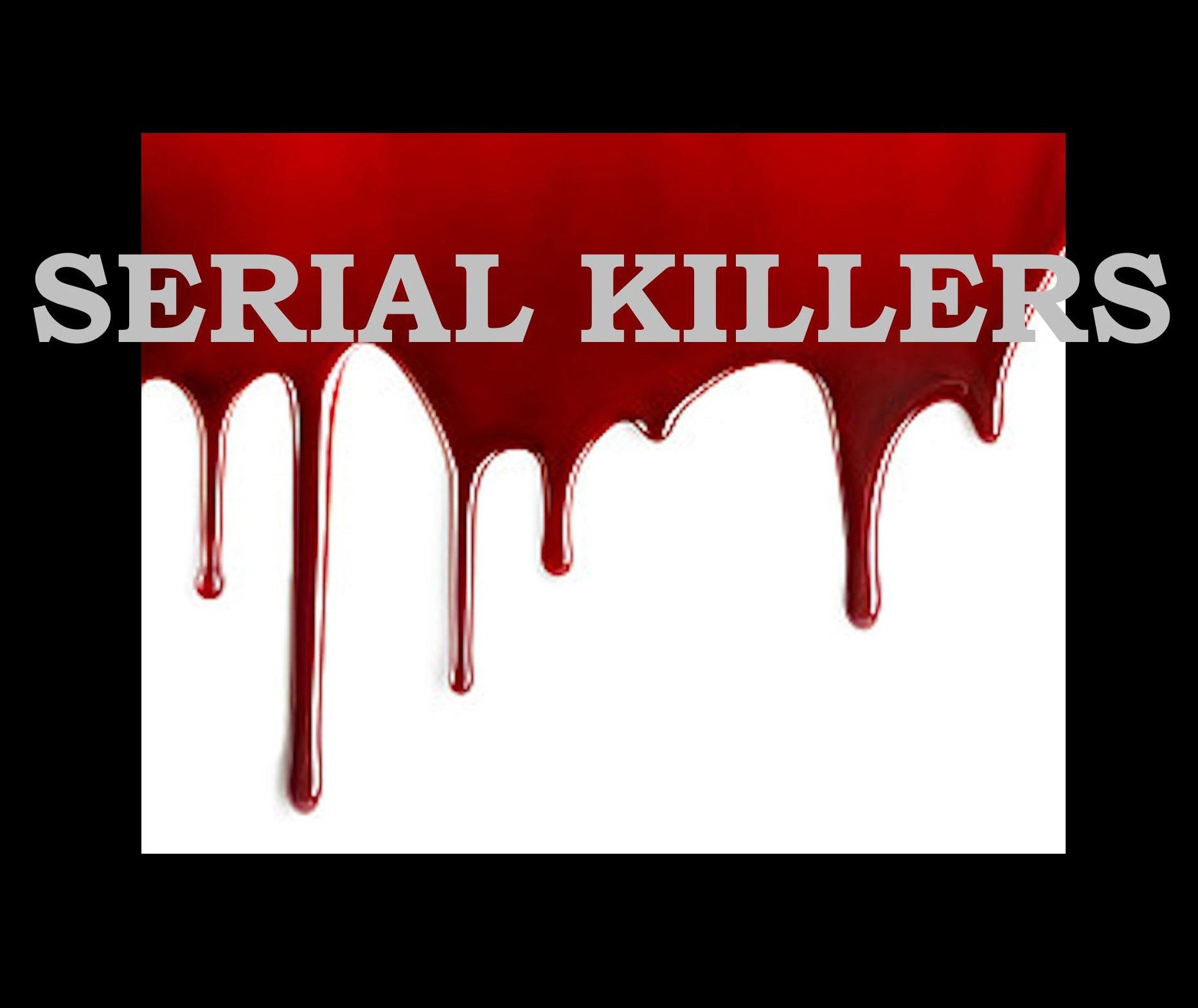 what are the different types of serial killers